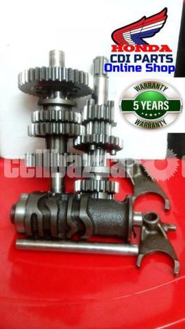 Honda H100S CDI Parts - 2/10