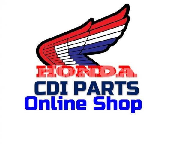 Honda H100S CDI Parts - 10/10