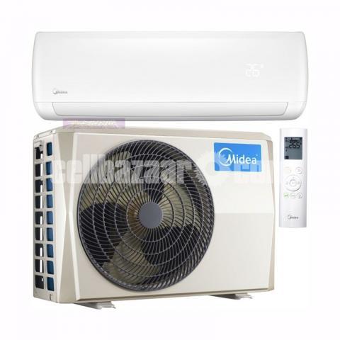 Midea 1.5 Ton 45% Energy Savings Split AC Model MSA-18CRNE - 1/2