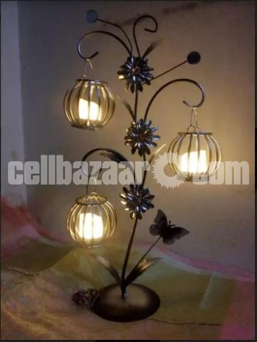 candle lamp - 1/4