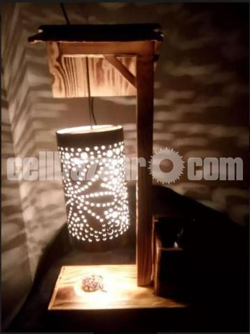 candle lamp - 2/4