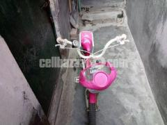 Baby bicycle sell 9 years
