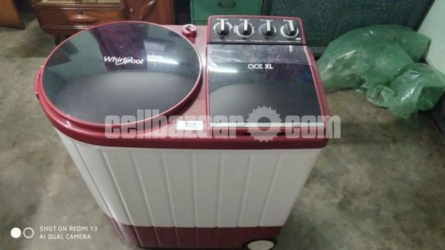 Whirlpool 9.5 kg Semi-Automatic Top Loading Washing Machine - 1/5