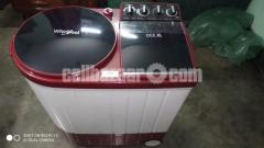 Whirlpool 9.5 kg Semi-Automatic Top Loading Washing Machine - Image 2/5