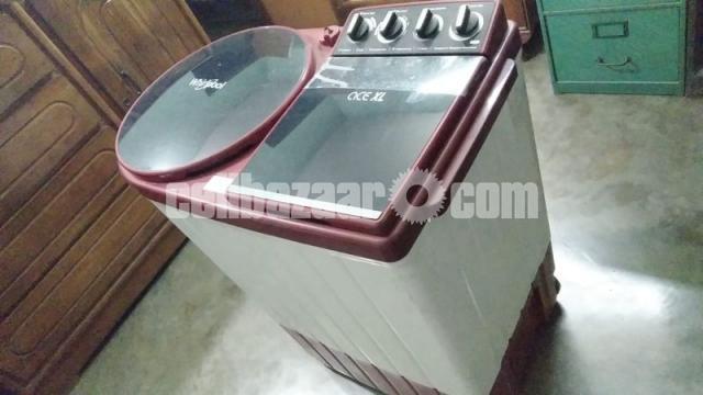 Whirlpool 9.5 kg Semi-Automatic Top Loading Washing Machine - 3/5