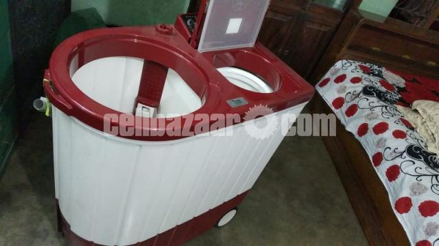 Whirlpool 9.5 kg Semi-Automatic Top Loading Washing Machine - 5/5