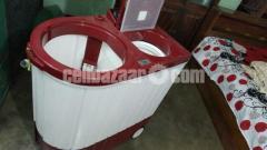 Whirlpool 9.5 kg Semi-Automatic Top Loading Washing Machine - Image 5/5