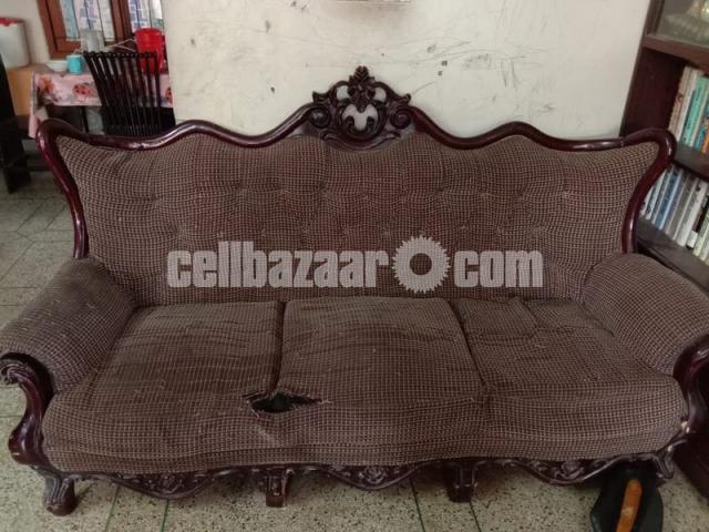 3+2+1 Victorian Sofa Set - 3/4