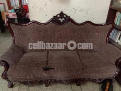3+2+1 Victorian Sofa Set - Image 3/4