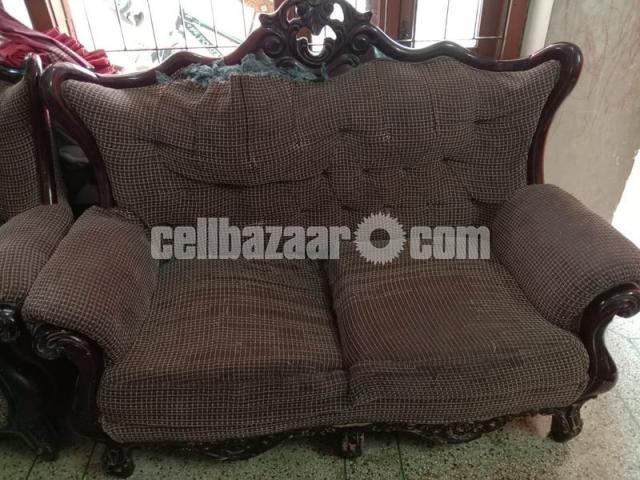 3+2+1 Victorian Sofa Set - 4/4