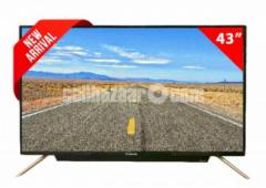 Pentanik 43 Inch Smart Android Sound-bar LED TV