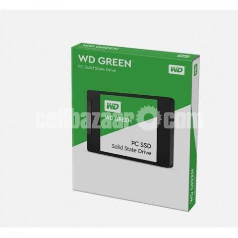 Western Digital WD Green 120GB SSD - 1/10