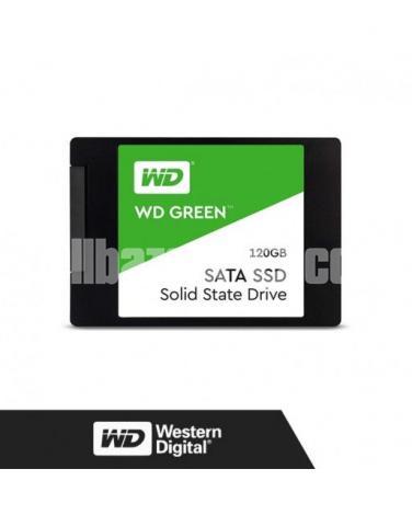 Western Digital WD Green 120GB SSD - 9/10