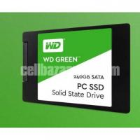 Western Digital WD Green 240GB SSD