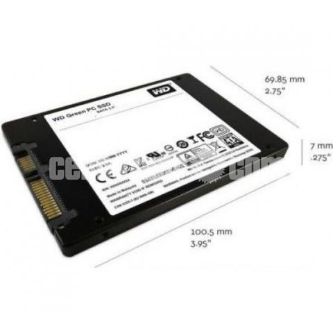 Western Digital WD Green 240GB SSD - 2/10