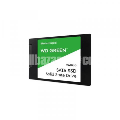 Western Digital WD Green 240GB SSD - 9/10