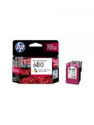 HP Genuine 680 Tri-color Original Ink Advantage Cartridge - 10/10