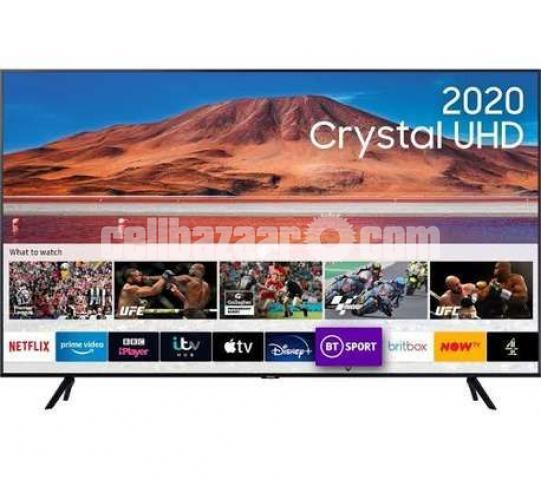 SAMSUNG 65 inch RU7100 UHD 4K SMART TV - 2/5