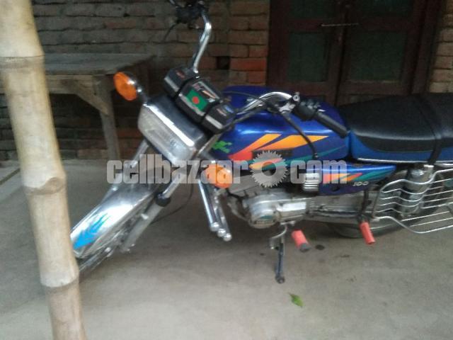 RX 100cc - 4/5