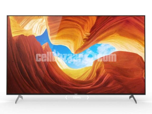 Sony Bravia 65'' X9000H 4K HDR Voice Control Android TV 2020 - 1/3