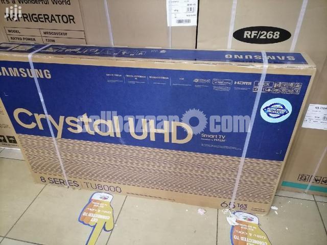 Samsung 65'' TU8000 4K Crystal UHD Voice Control TV 2020 - 2/4