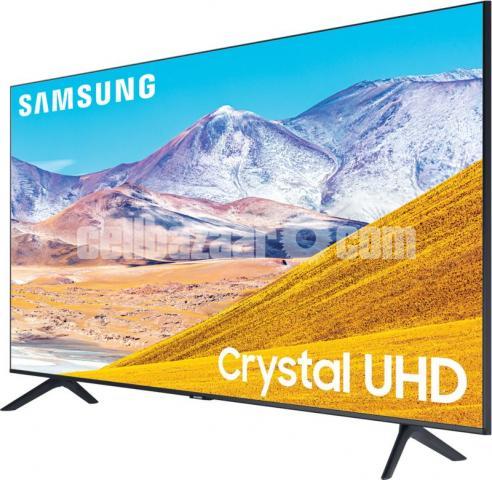Samsung 65'' TU8000 4K Crystal UHD Voice Control TV 2020 - 4/4