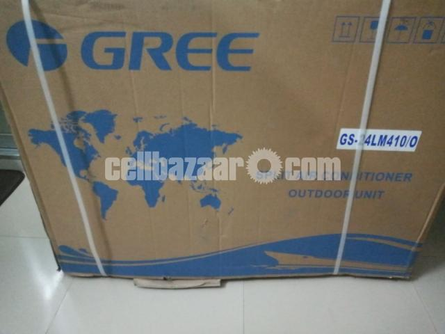 Gree 2 ton, Mode : 24 LM410 Market price : 61000 Five year officia - 1/1