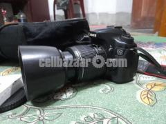 Canon 70D Japan + stm kit lens