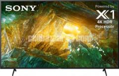 Sony Bravia 75'' KDX8000H 4K UHD Voice Control  Android TV