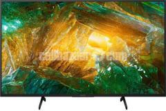 Sony Bravia 55'' KD-X7500H 4K UHD Voice Remote Control TV