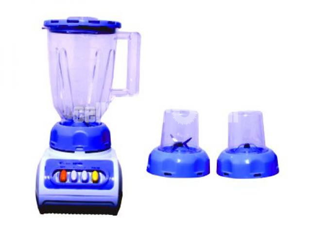 PHILIPS 3 In 1 Electric Blender - 1/3