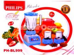 PHILIPS 3 In 1 Electric Blender - Image 2/3
