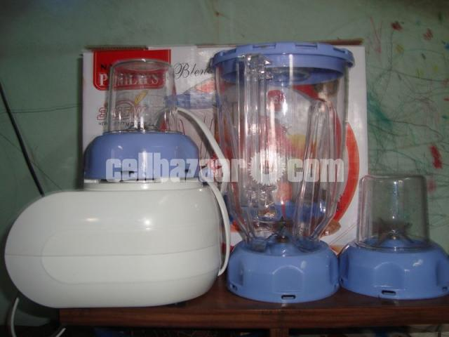 PHILIPS 3 In 1 Electric Blender - 3/3