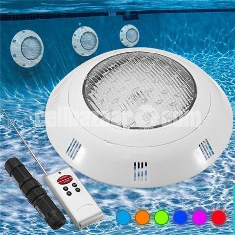 Swimming Pool Underwater Lights - 4/8