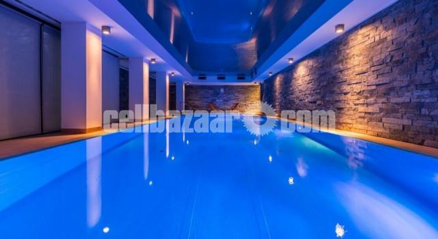 Swimming Pool Underwater Lights - 5/8