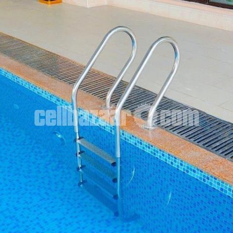 Swimming Pool Ladder - 3/3