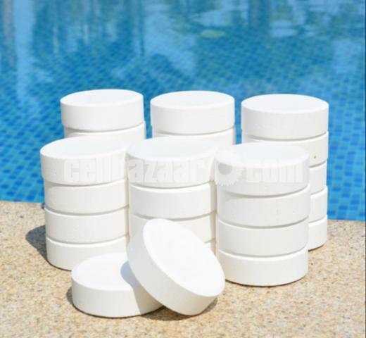 Chlorine Swimming Pool Bd - 1/1