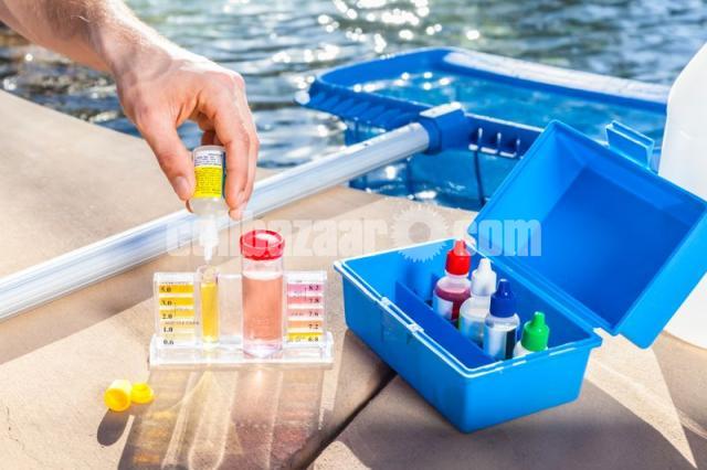 Swimming Pool Test Kit - 1/1