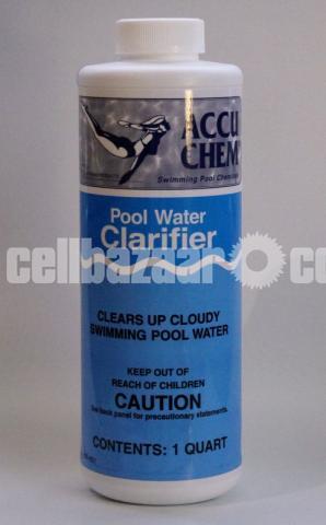 Pool Water Clarifier - 1/1