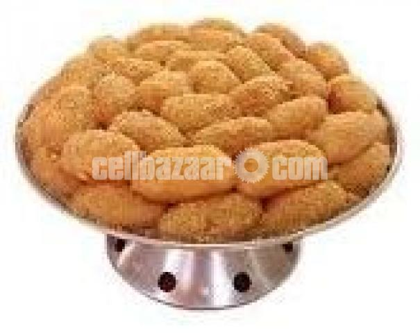 Tangail famous Cham Cham and Curd - 2/5
