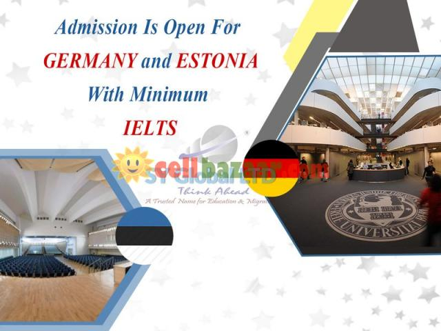 Study in GERMANY and Estonia - 1/1