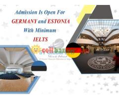 Study in GERMANY and Estonia