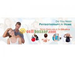 male female physiotherapy services at Home