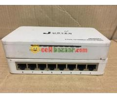 justec 8 port switch