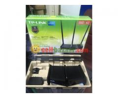 TP-Link power rangs router