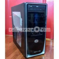 1 year Service Warranty Desktop PC Core 2 Duo 250 GB 2 GB