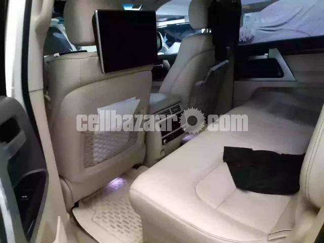 Toyota Land Cruiser V8 2016 - 6/6