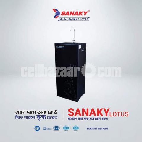 Sanaky Lotus Cabinet RO Water Purifier - 1/2