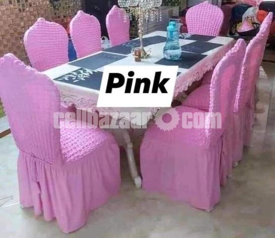 Chair Cover, Summer Collection, Flash Sell - 8/10