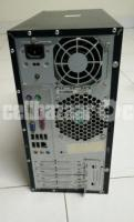 Bank Used Hp Brand Pc with Cheap Rate